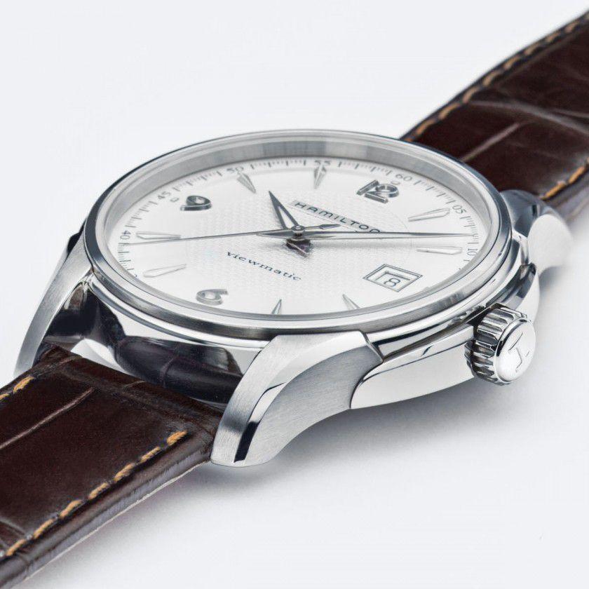 hamilton jazzmaster viewmatic horloge h32515555 2