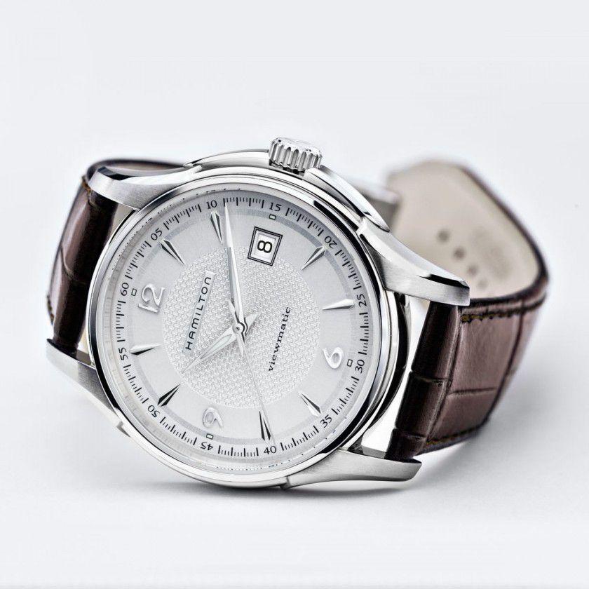 hamilton jazzmaster viewmatic horloge h32515555 3