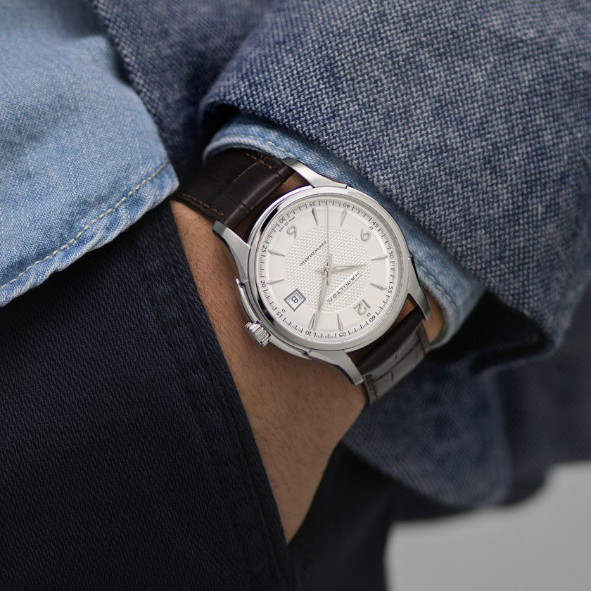hamilton jazzmaster viewmatic horloge h32515555 7