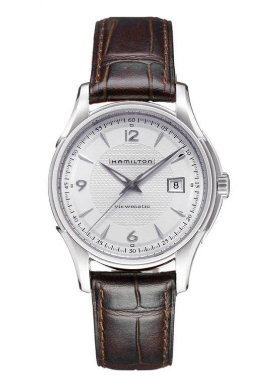 hamilton jazzmaster viewmatic horloge h32515555