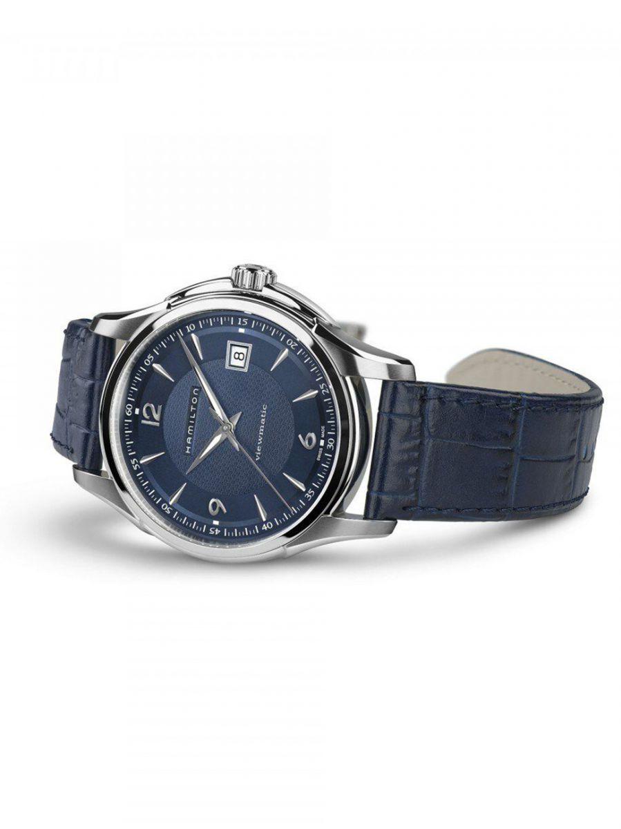 hamilton jazzmaster viewmatic horlogeh325156412