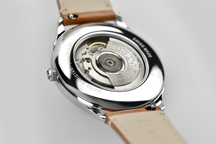 hamilton jazzmaster thinline auto horlogeh38525541 2