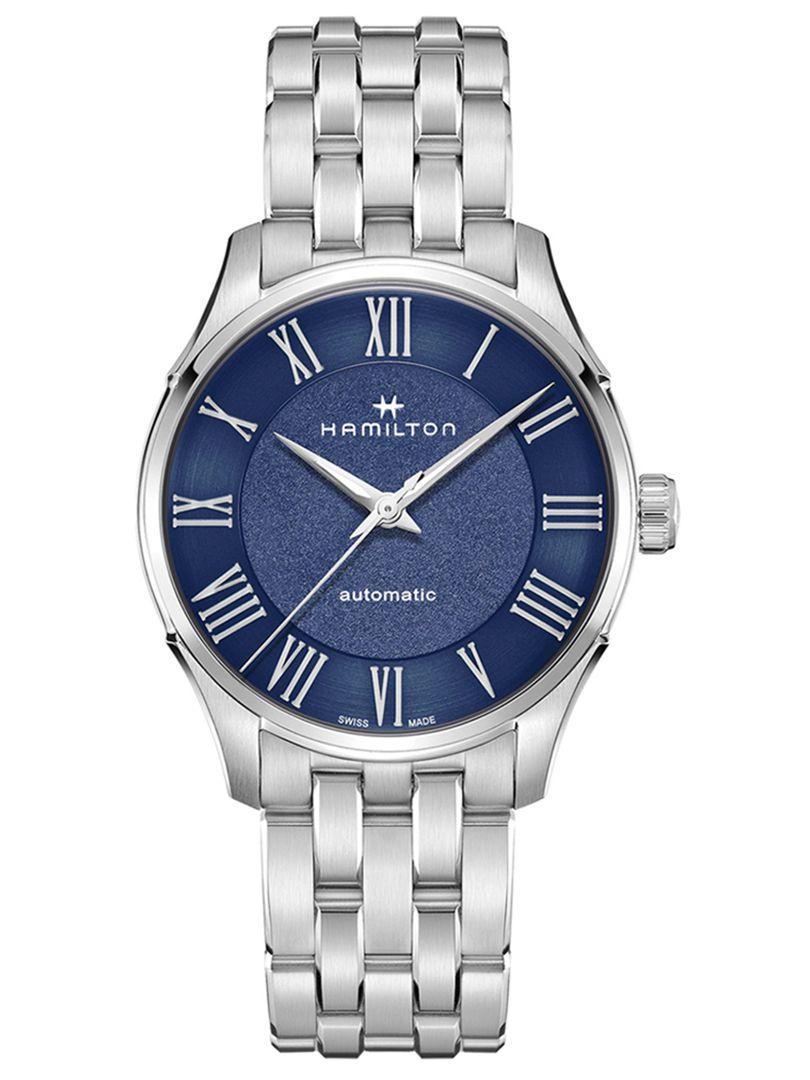 hamilton jazzmaster automatisch horloge h42535140 1
