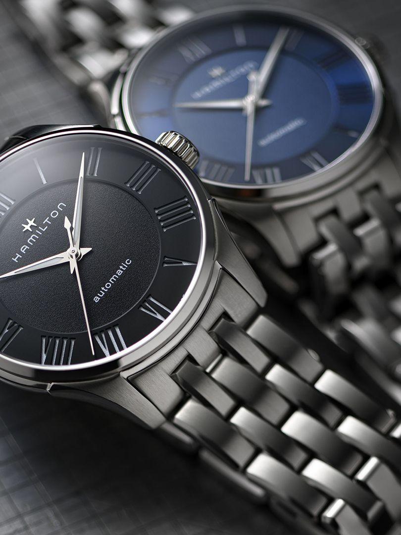 hamilton jazzmaster automatisch horloge h42535140 4