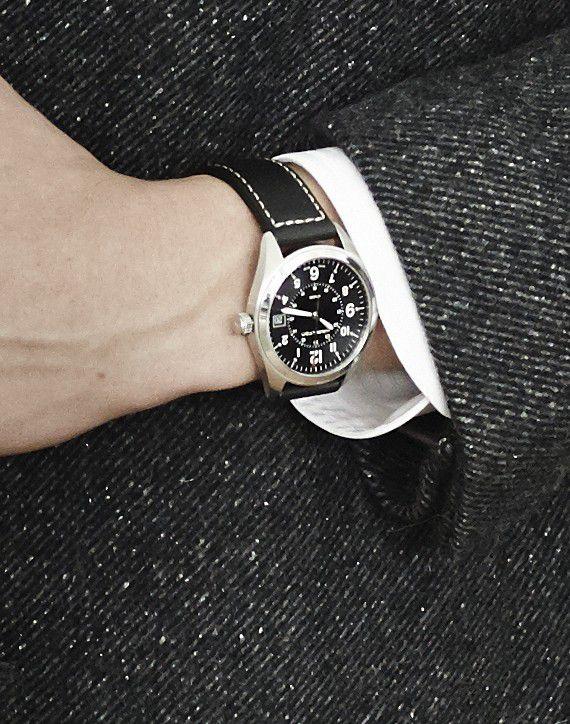 hamilton khaki field horloge h68551733 2
