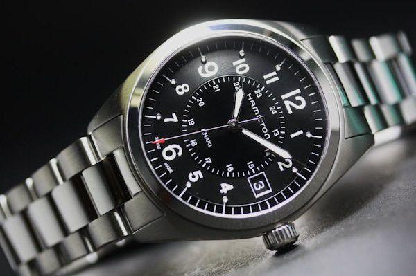 hamilton khaki field horloge h68551933 2