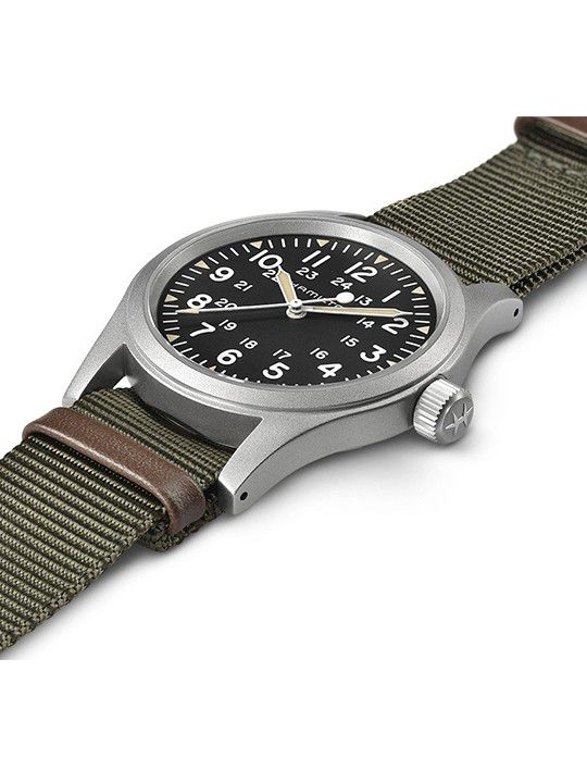 h69439931 khaki field mechanical