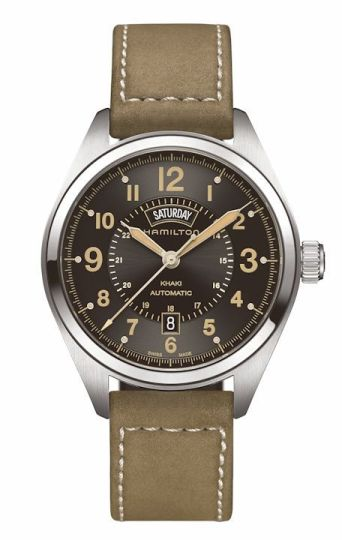 H70505833 Khaki Field Day Date