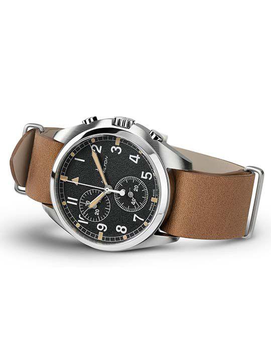 h76522531 hamiltonkhaki aviation pilot pioneer auto chrono 2