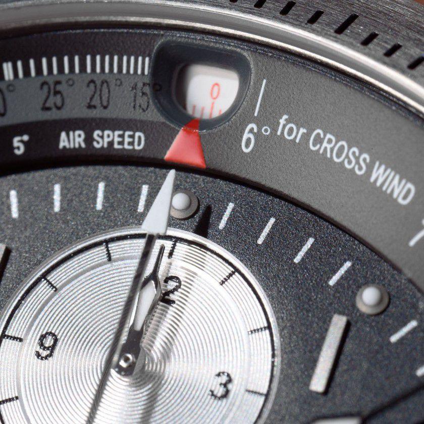 hamilton khaki aviation xwind auto chrono horloge h77616533 6