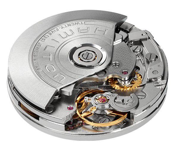 hamilton khaki aviation xwind auto chrono horloge h77616533 8