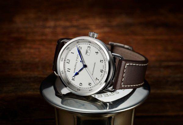 hamiltonkhaki navy horloge h77715553 2