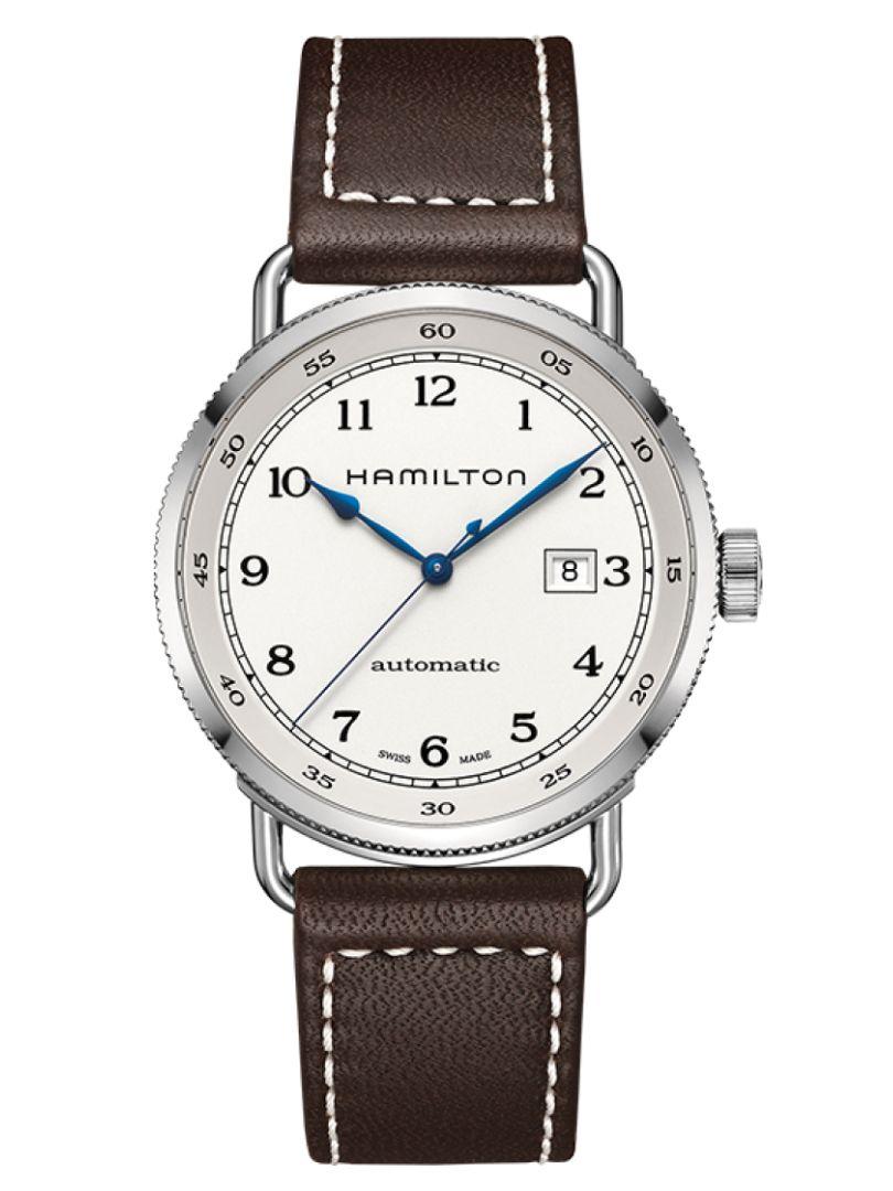 hamiltonkhaki navy horloge h77715553