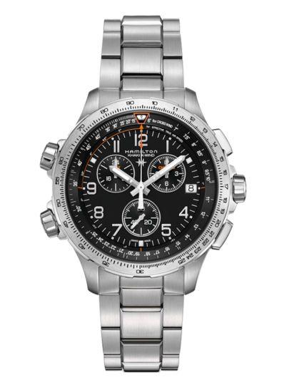 H77912135 Khaki X-Wind GMT