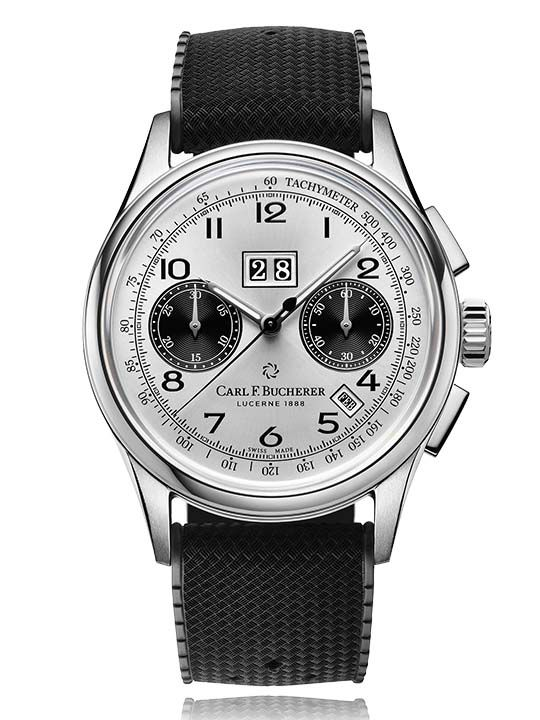 carl f bucherer heritage bicompax annual limited edition01666013 1