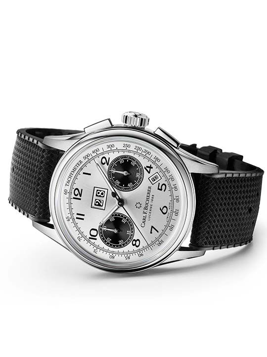 carl f bucherer heritage bicompax annual limited edition01666013 2