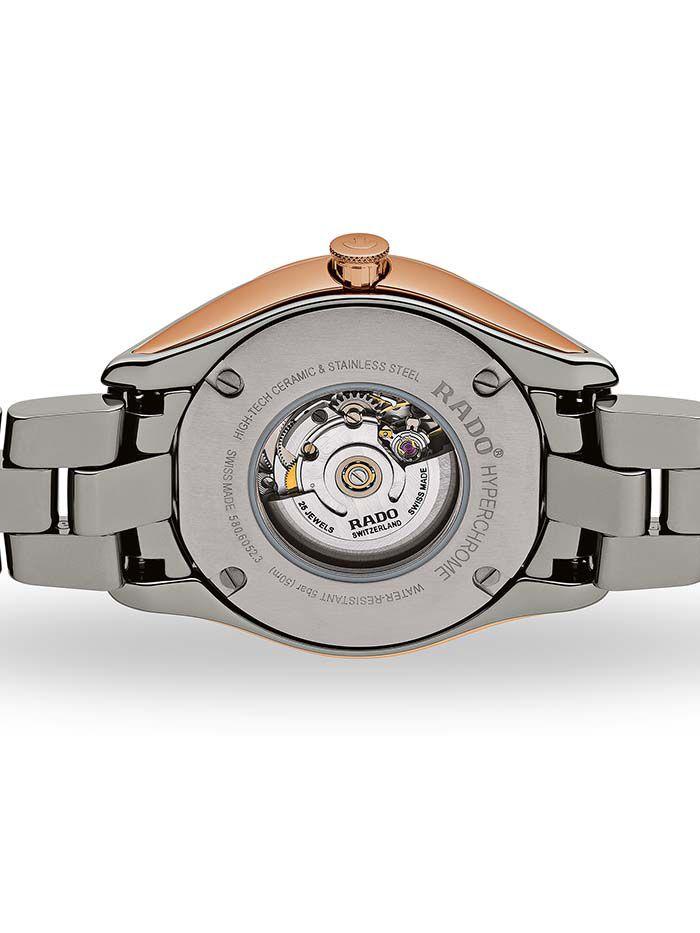 rado hyperchrome ceramosr32052012 horloge