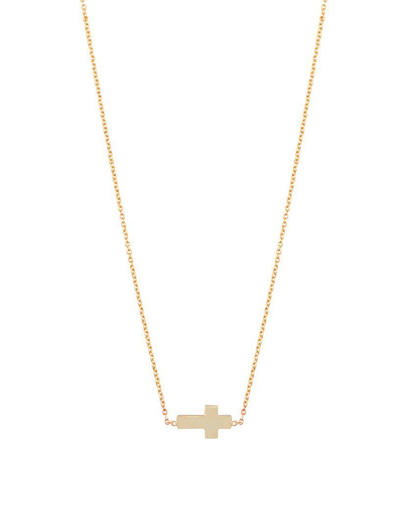 just franky ketting kruis iconic collection