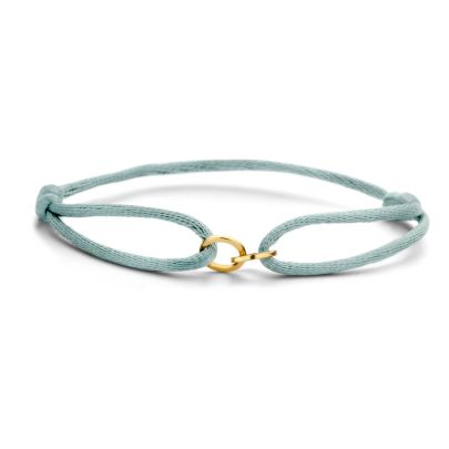 Iconic Double Open Circle armband