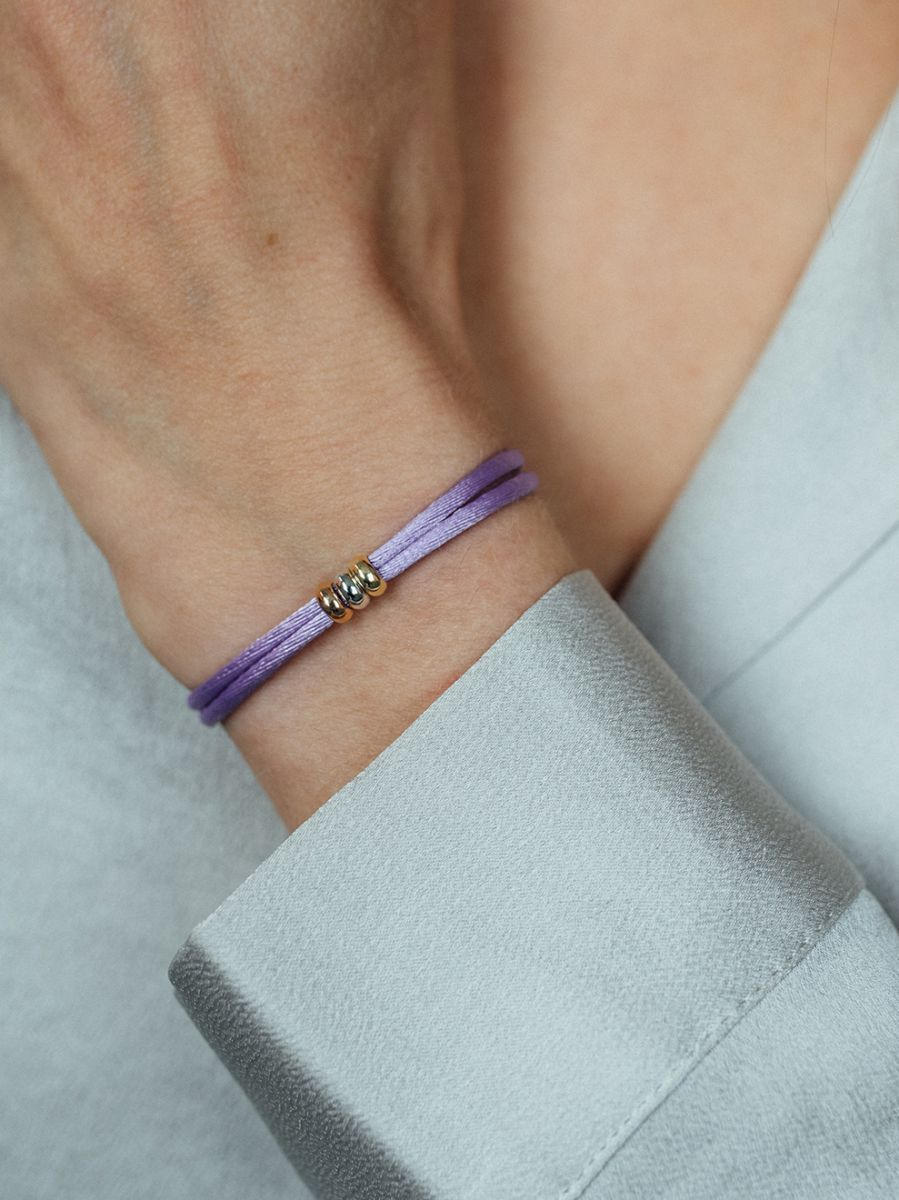 just franky armband iconic triple love cord 5