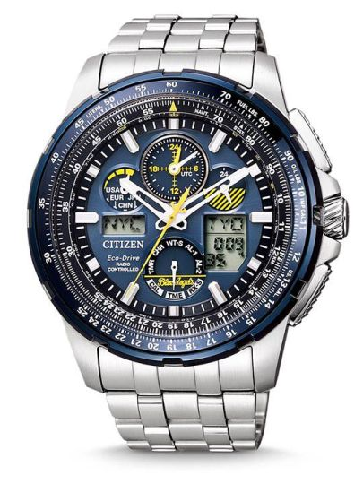 JY8058-50L - Promaster ChronoRadio Controlled