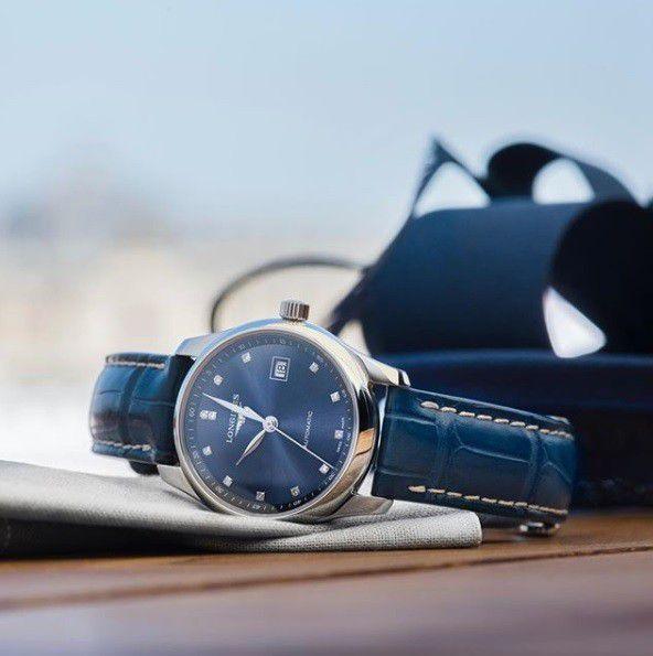 longines master collection horloge l22574976