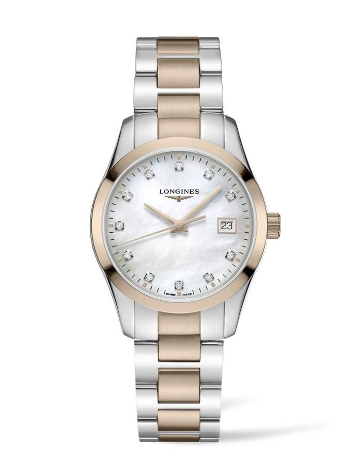 longines conquest classic horloge l23863877