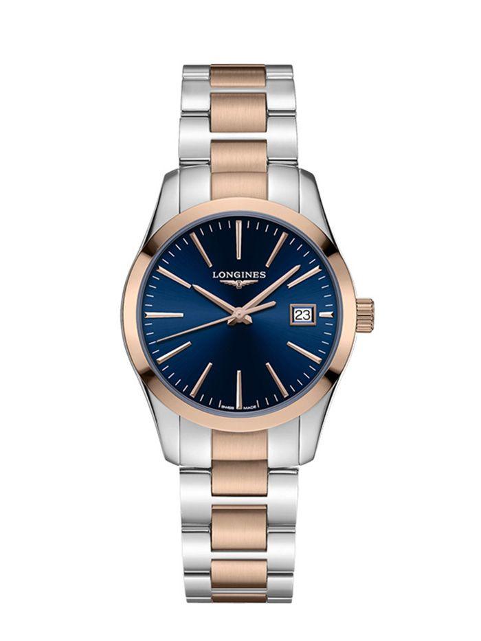 longines conquest classic horloge l23863927 1