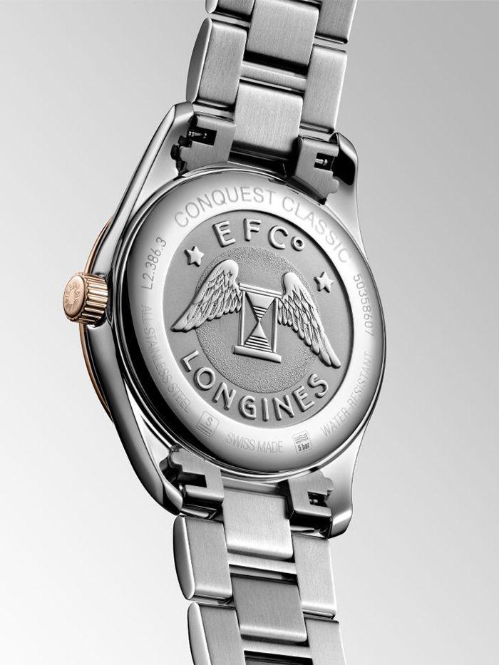 longines conquest classic horloge l23863927 3