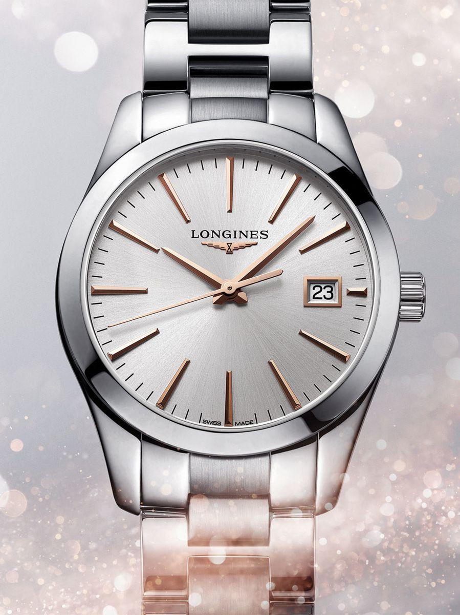 longines conquest classic horlogel23864726 2