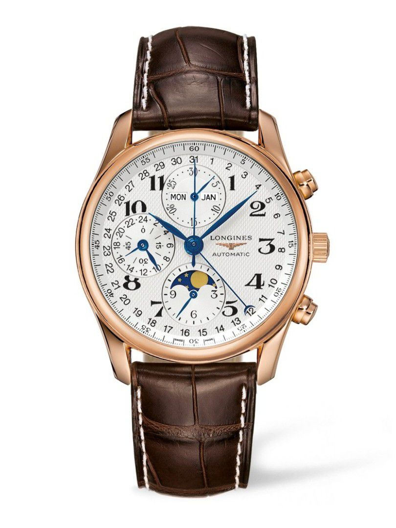 l26738783 longines master collection