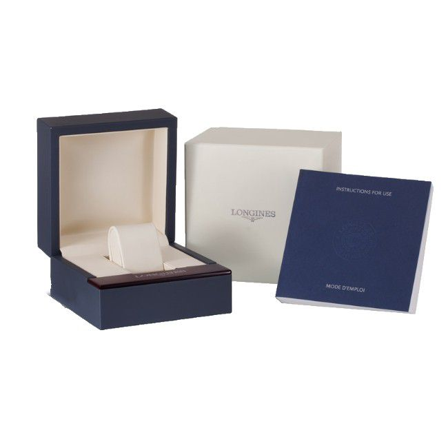 longines master collection horloge l2773478 3