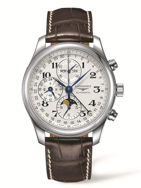 longines master collection horloge l27734783