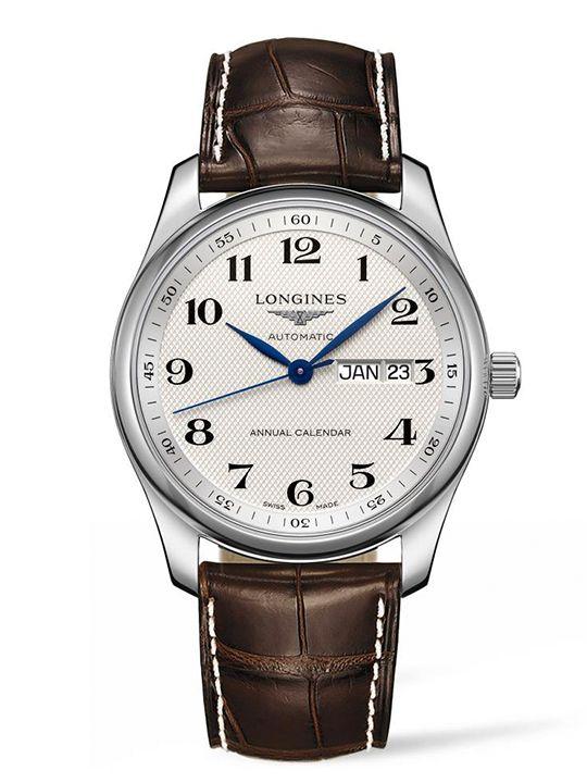 longines master collection horloge l29104783