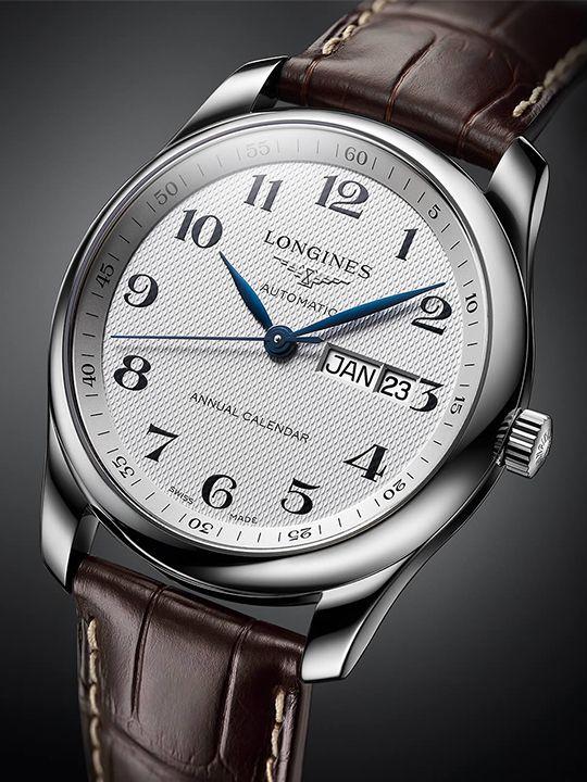 longines master collection horloge l29104783 2