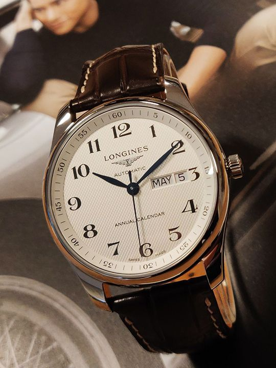 longines master collection horloge l29104783 4