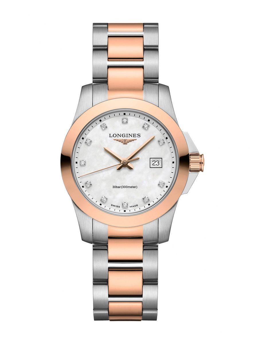 longines conquest horloge l33763887