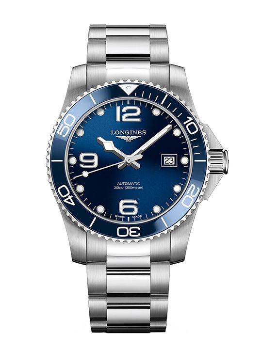 longines hydroconquest ceramic automaat horloge l37814966