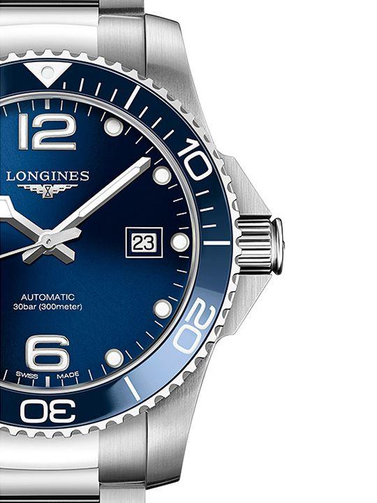 longines hydroconquest ceramic automaat horloge l378149664