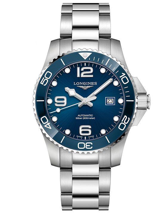 longines hydroconquest auto horloge l37824966
