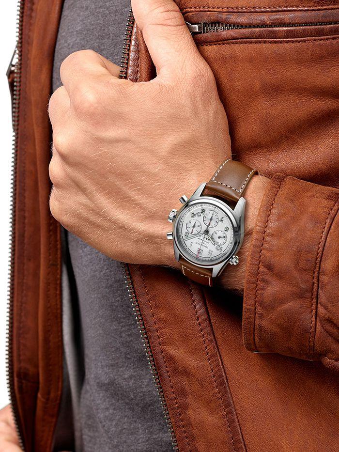 longines spirit chronographhorloge 2