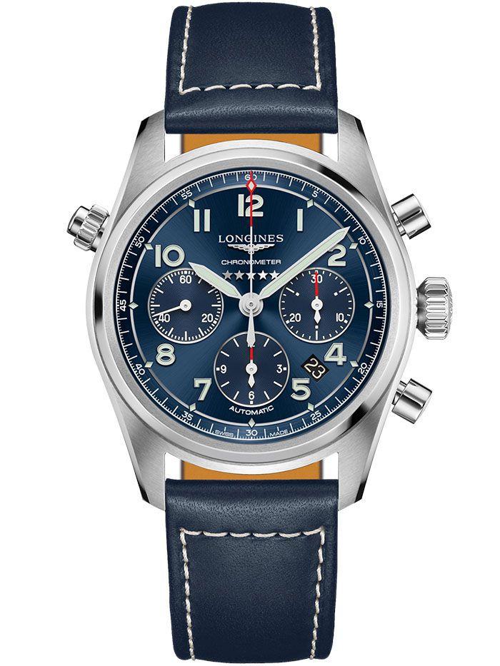 longines spirit chronograph horloge l38204930
