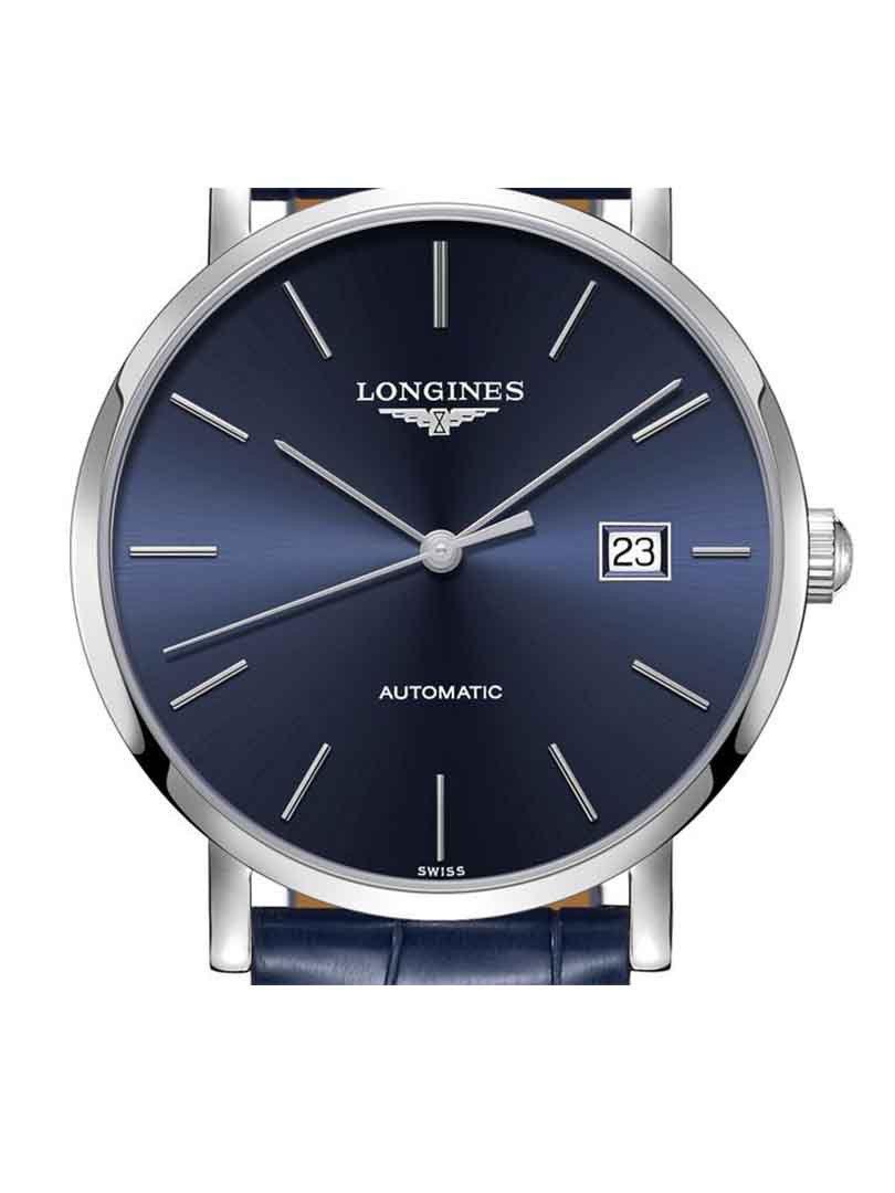 longines elegant automatic horloge l49104922 3