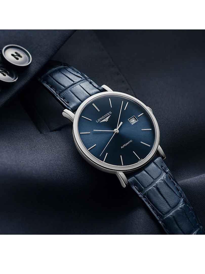longines elegant automatic horloge l49104922 2