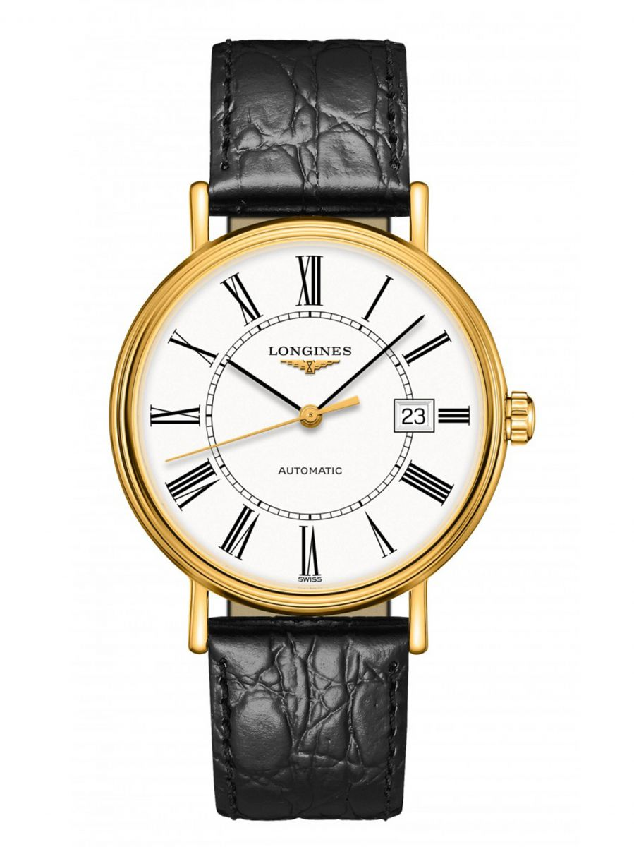 longines prsence automatic horloge l49222112