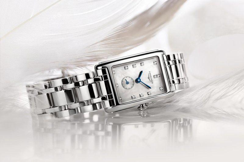 longines dolcevita horloge l55124876 2