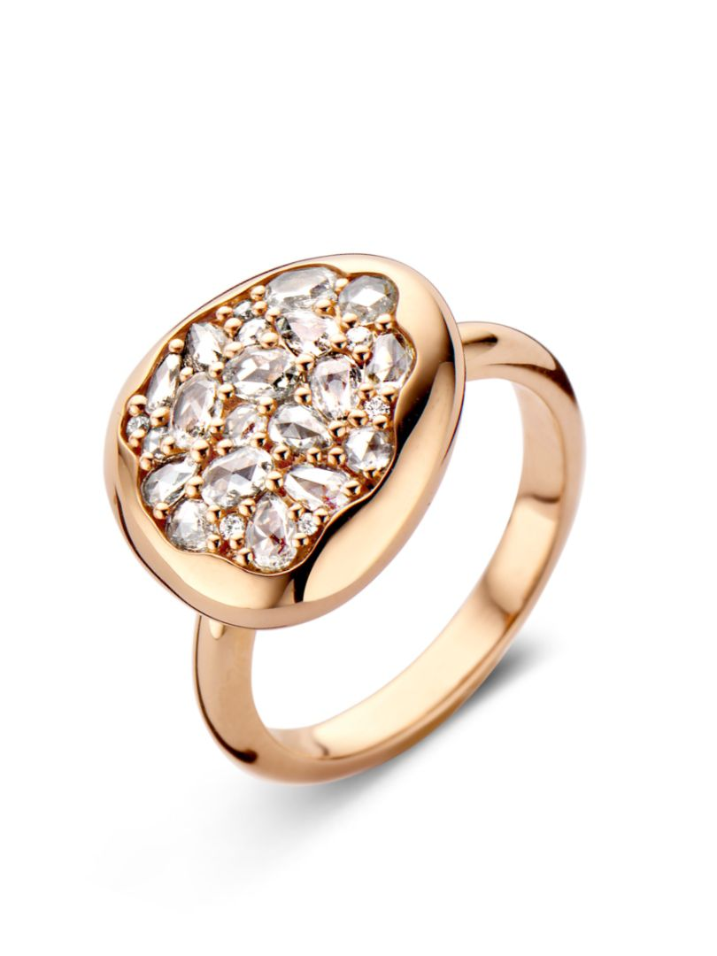 limited edition roos ring met roos diamant 136r88rw18