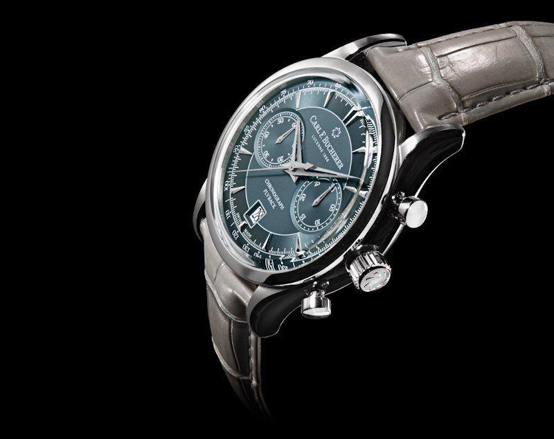 carl f bucherer manero flyback horloge 4
