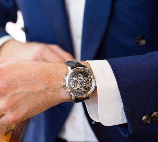 masterpiece chronograph skeleton