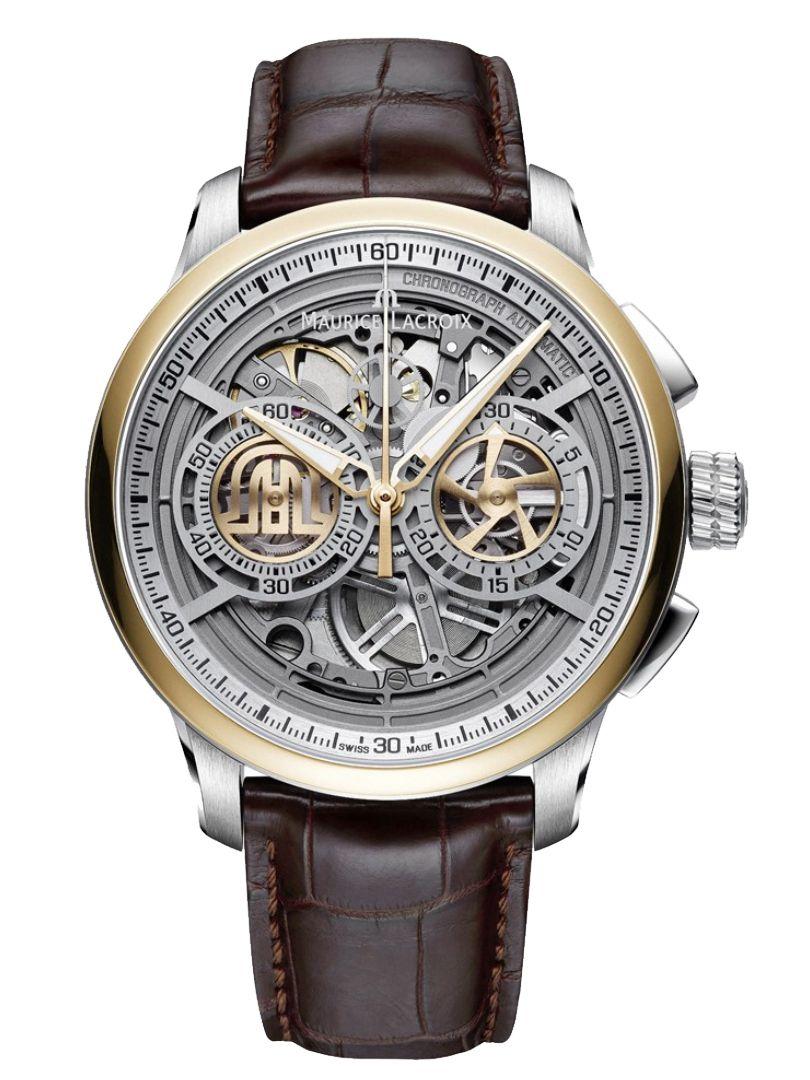 masterpiece chronograph skeleton mp6028ps1010011
